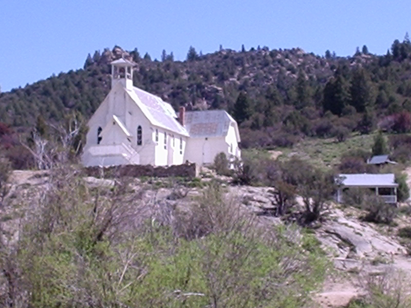 Silver city, Chapel on the Hill.